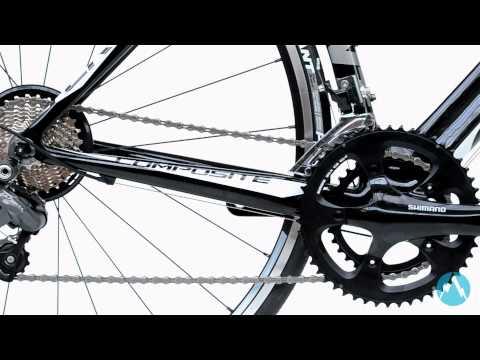 2012 GIANT TCR COMPOSITE 2 VIDEO SPEC