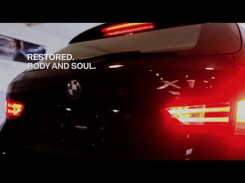 BMW CCRC Repair Facility Video