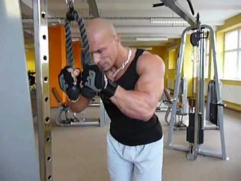 marek the iron szostak privat training video6. Black Bedroom Furniture Sets. Home Design Ideas