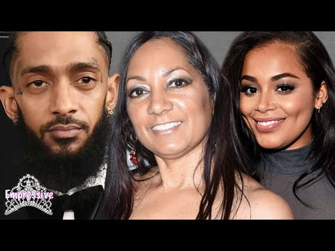 Nipsey Hussle&39;s mother and Lauren London speak out  Nipsey Hussle Tribute Pt 2