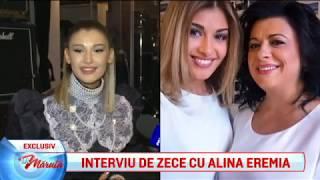 Interviu de zece cu Alina Eremia