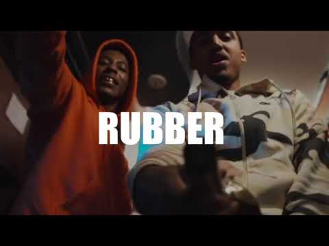 "(FREE) Mike Sherm x AZChike x 1TakeJay Type Beat ""RUBBER"" Prod. by Hoodrichbako"