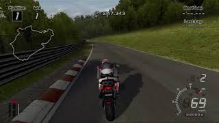 PS2 - Tourist Trophy - Nürburgring GamePlay [4K:60FPS]