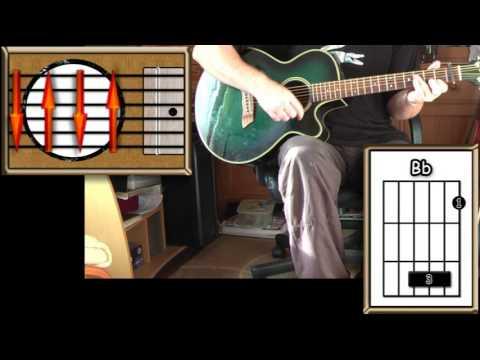 Seaside - The Kooks - Acoustic Guitar Lesson