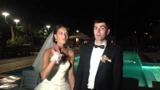 Отзыв молодожен Свадьба 06.09.14 Андрей и Валерия(, 2014-09-08T14:01:07.000Z)