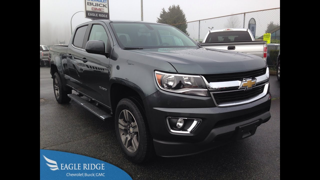 2015 Chevrolet Colorado Review at Eagle Ridge GM - YouTube