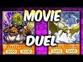 Yugioh PYRAMID OF LIGHT vs MALEFIC DECK (Yugioh Movie Character Duel)