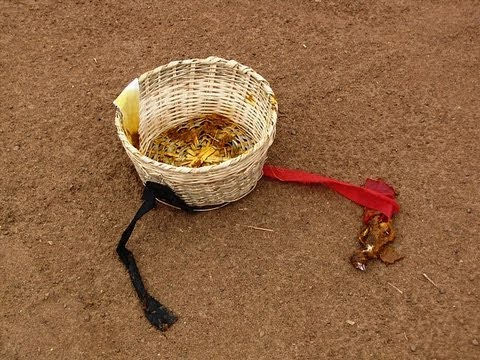 A Real Example of Voodoo Practice in Lome Togo