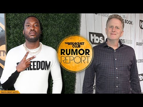 Meek Mill Claps Back At Michael Rapaport For Calling Him A Trash Rapper