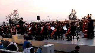 Jesselton Philharmonic Orchestra - Kudat Music Festival 2011