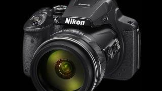 Nikon P900 Preta 16.1 MP com WiFi e SuperZoom 83x (Coolpix P900)