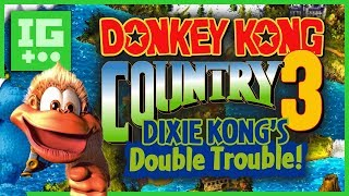 Donkey Kong Country 3 - Underrated? - IMPLANTgames
