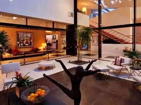 Brody House   Modern House Design With Unique Shape And Amazing Interior  Design   YouTube