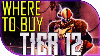 Destiny Where To Buy TIER 12 GEAR Warlock Hunter Titan How To Get Tier 12 Gear