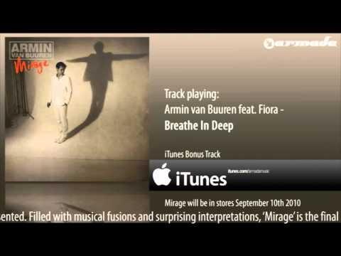 Armin van Buuren feat. Fiora - Breathe In Deep mp3