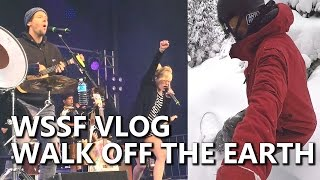 WSSF Vlog - Walk Off The Earth, 7th Heaven & Freestyle Comp
