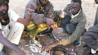 Darfur: Life in the bush with the SLA (Sudan Liberation Army)