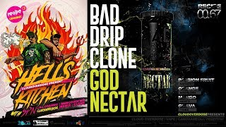 Адская кухня | Рецепт Bad Drip - God Nectar  | Клон | версия 0,1