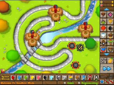 tower defense 4 bloons