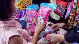 Hunting Mainan Anak Perempuan Terbaru. Mainan Murah ada Squishy Makeup Anak Frozen Istana Barbie
