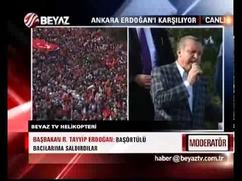 Erdogans Rede vom 09.06.2013 in Ankara
