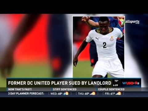 Samuel Inkoom sued by landlord