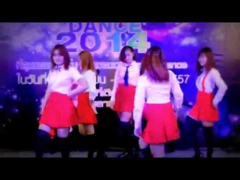 140913 Pink'ku cover Apink - Mr.Chu @Pantip Cover Dance 2014 (Audition)