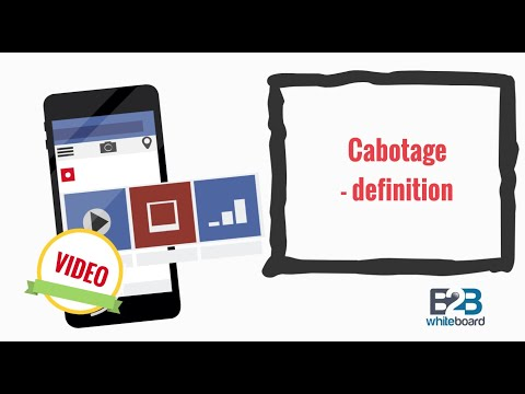 Cabotage - definition