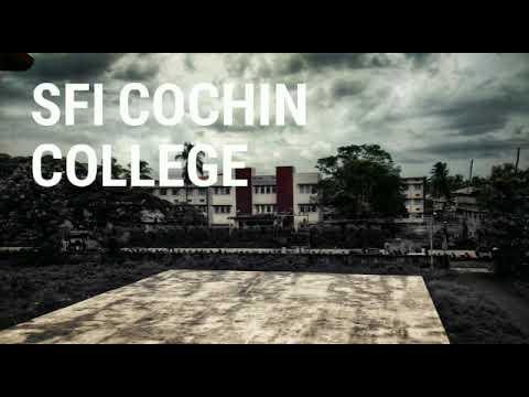 Cochin college Election 2k18 SFI..കലാശക്കോട്ടു