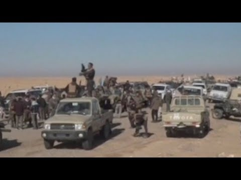 Military parade celebrating victory over ISIL held in Baghdad