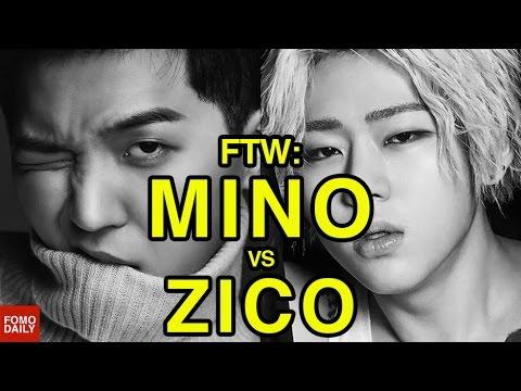 Mino vs Zico • For The Win
