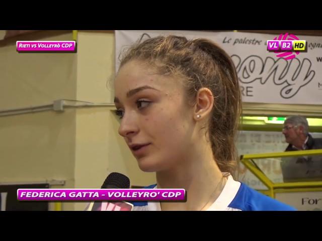 Interviste Officine 56 Rieti vs Volleyrò CDP