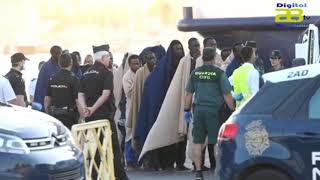 Nueva tragedia en el Mar de Alborán, más de 20 desaparecidos que viajaban a bordo de una patera