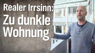 Realer Irrsinn: Zu dunkle Wohnung in Köln