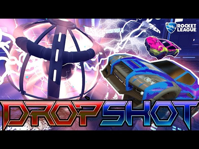 DROPSHOT - NEW GAME MODE | Rocket League