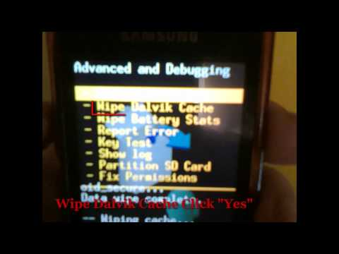 Fix Camera error message handler handlemessage(-1) SAMSUNG GALAXY YOUNG