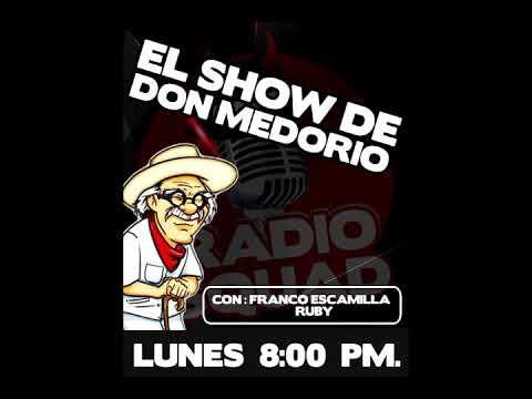El show de Don Medorio 11 de diciembre.- El regreso del viejón
