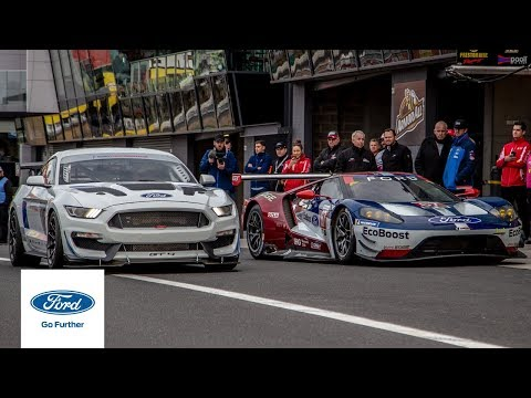 Ford Performance Speed Comparison | Bathurst 2018 | Ford Australia