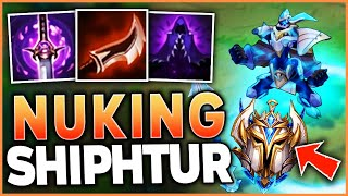 #1 WUKONG PLAYER DESTROYS SHIPHTUR AND COMPANY (IN CHALLENGER) - League of Legends