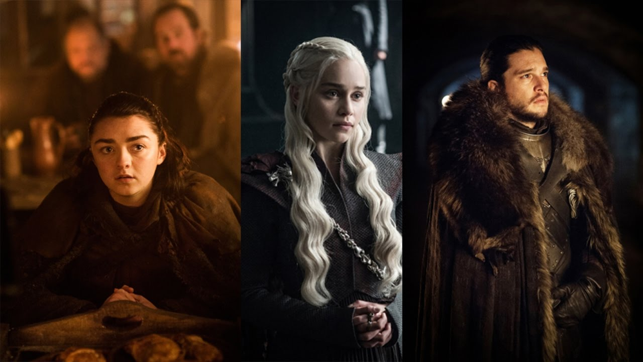 Game Of Thrones Staffel 7 Bilder
