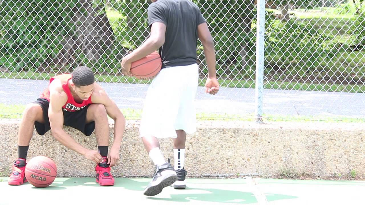 b2c5f85856df KickGenius Proves the Nike Air Raids are Magical Basketball Shoes - YouTube