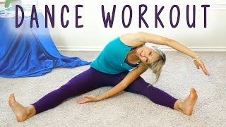 Dance Workout for Beginners! Fun, Cardio, Full Body 20 Min Routine | Pilates, Ballet