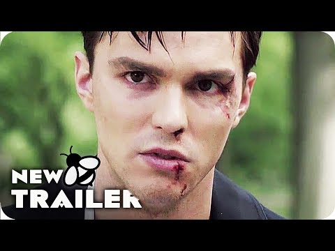 Thumbnail: REBEL IN THE RYE Trailer (2017) Nicholas Hoult, Kevin Spacey Movie
