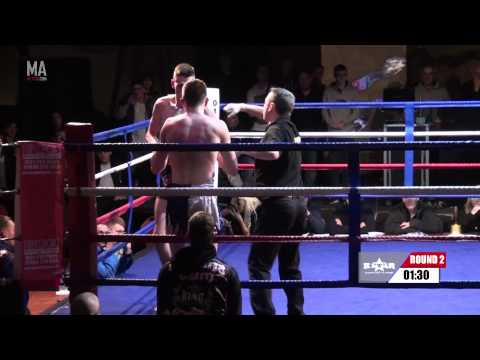 TEAR UP AT THE TOWER 7 - Liam Brough vs Josh Page