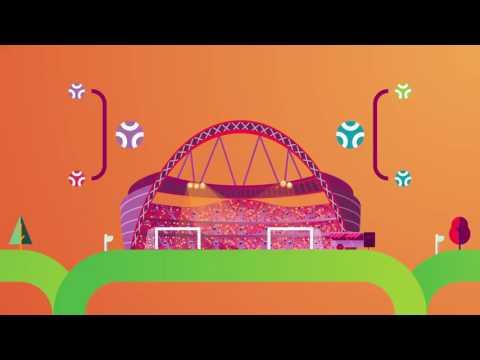 UEFA EURO 2020 - 60 Years of EURO's