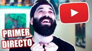 ¡DIRECTO YOUTUBE IS COMING!