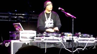 Dj Kid Capri at House of Blues Atlantic City 1.16.2010