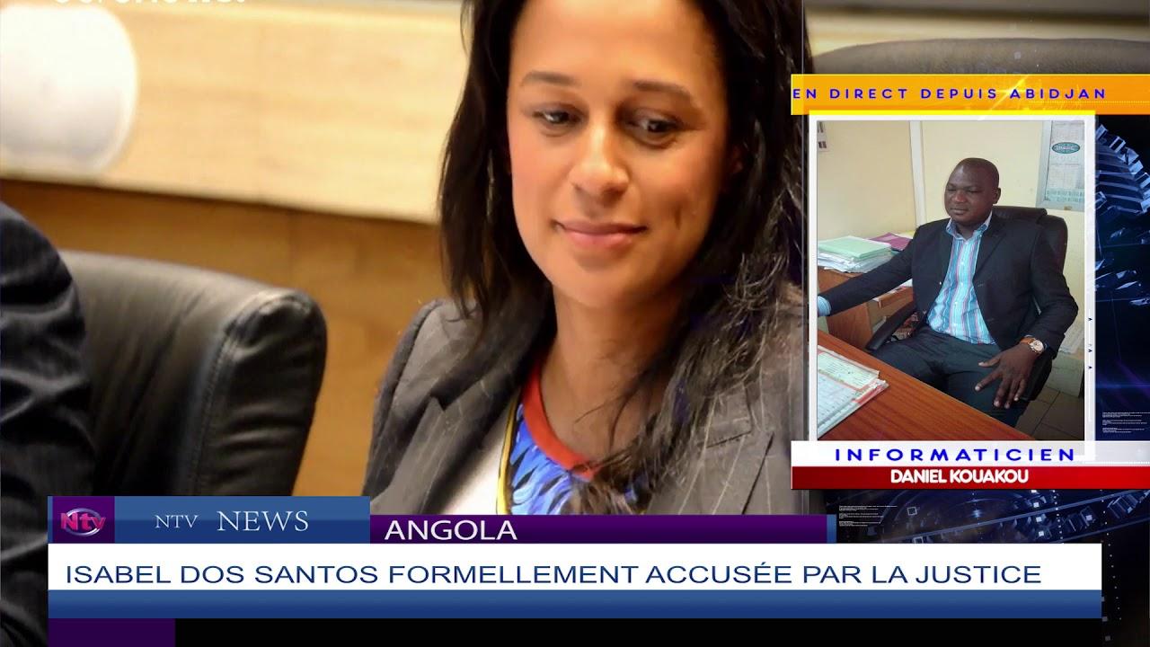 Le gestionnaire d'isabel dos Santos se serait suicidé à lisbonne