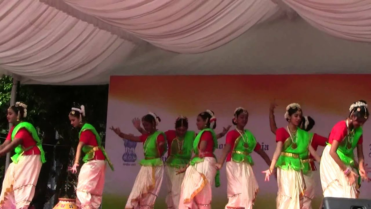 GIIS Queenstown team performs at  66th Republic Day celebrations 2015