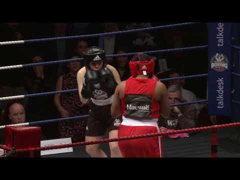 Kelley Orcutt vs Sacsha Tapfuma